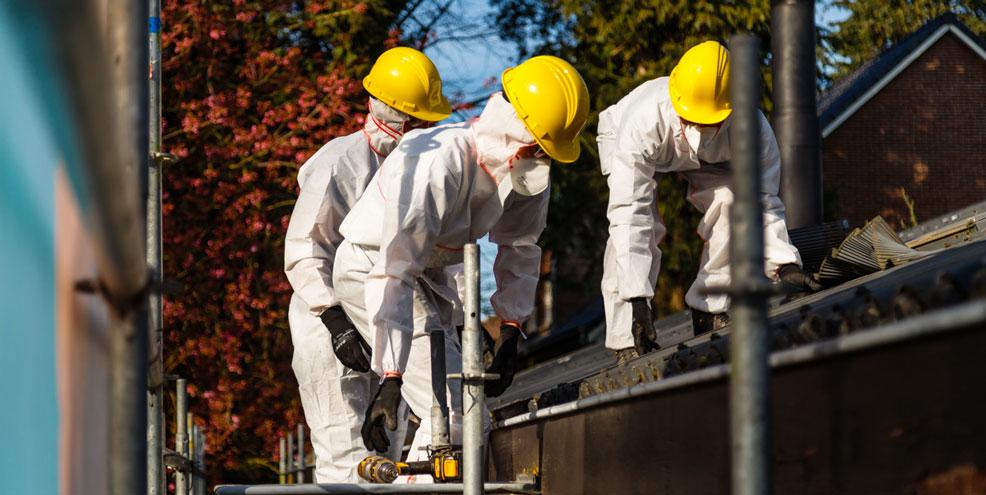 Wat is asbest? Een zeer gevaarlijk en te vermijden goedje.