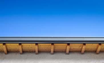 Je dakgoot bekleden kan met veel materialen