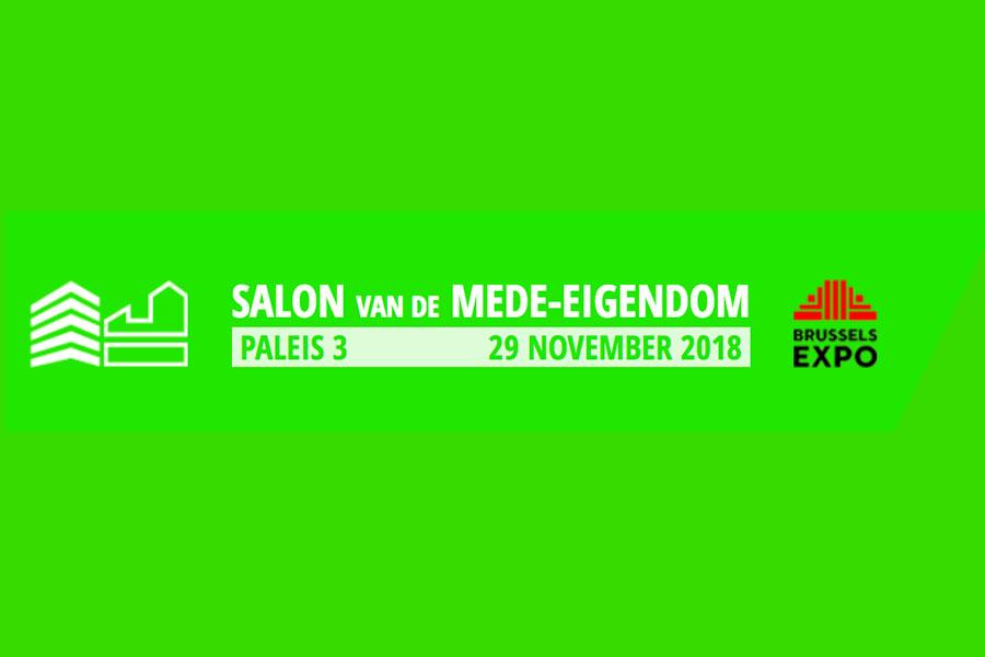 Dakwerken Durieux op het Salon van de mede-eigendom 2018
